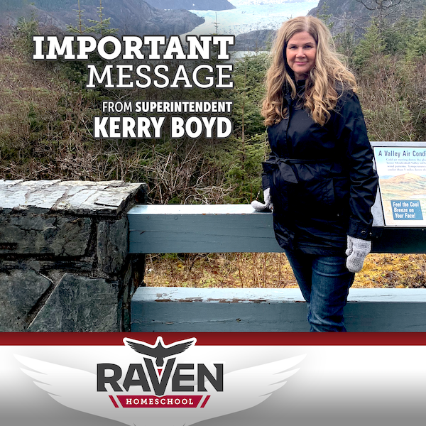 COVID-19 Memo to Raven Families (updated 7/28/2020)